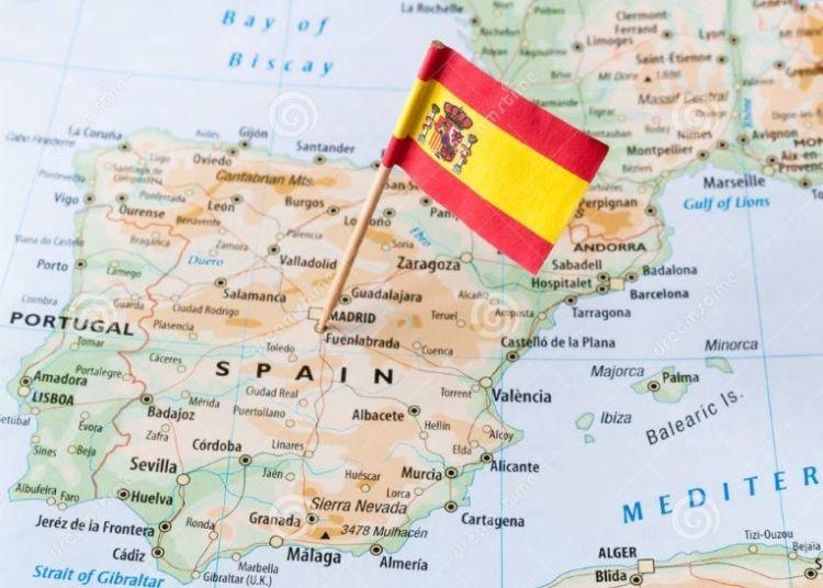 Španija leto 2016