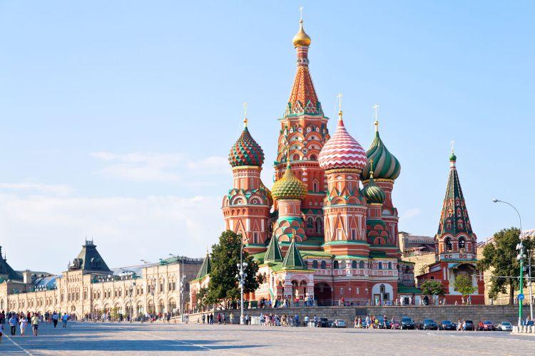 Moskva Uskrs