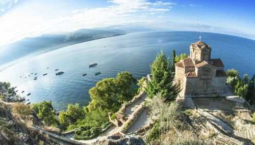 Makedonsko more - Ohrid