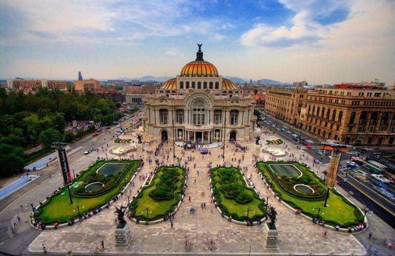 meksiko putovanje