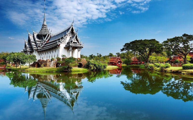 Tajland Bangkok i Puket 2019