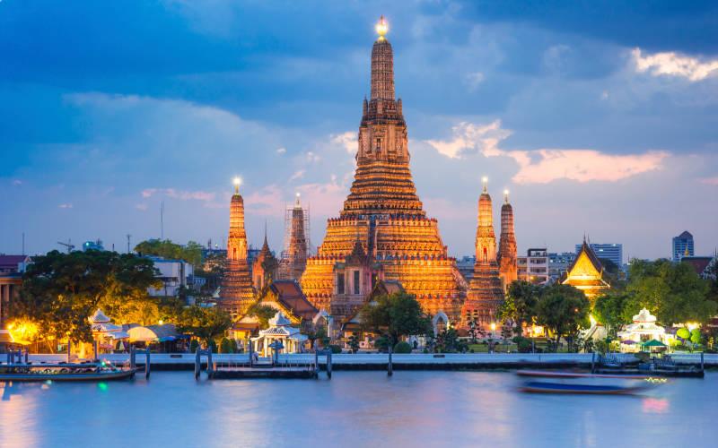Tajland mesec dana 2019