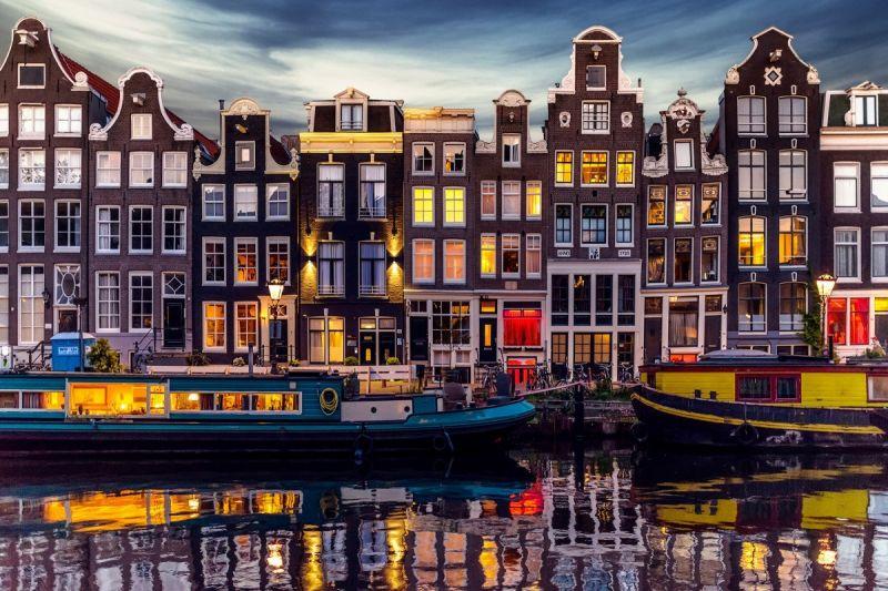 Putovanje Amsterdam Autobusom 2019
