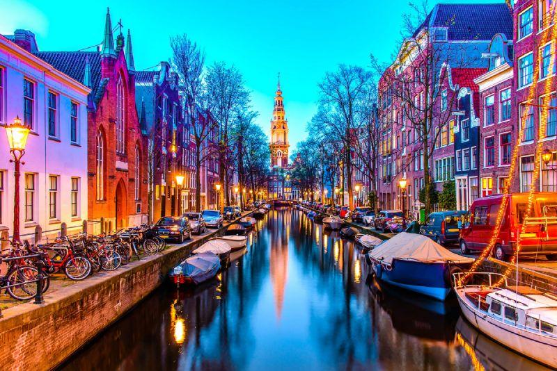 Putovanje Amsterdam Avionom 2019