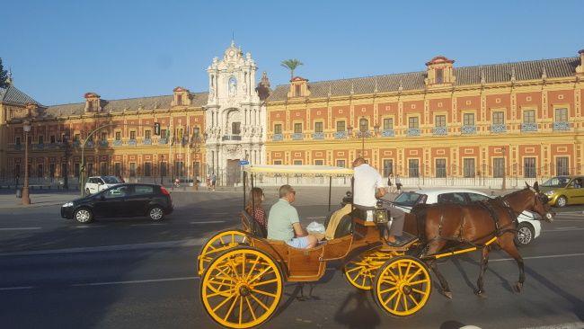 Proleće Andaluzija Putovanje 2021