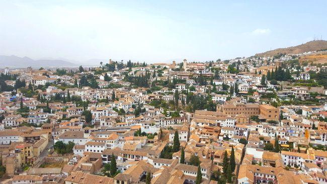 Putovanje Andaluzija