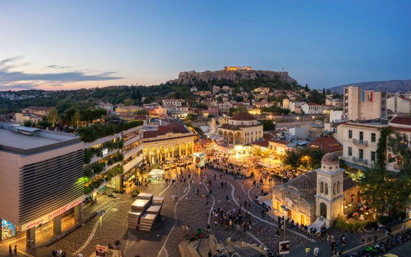 Putovanje Atina 2021