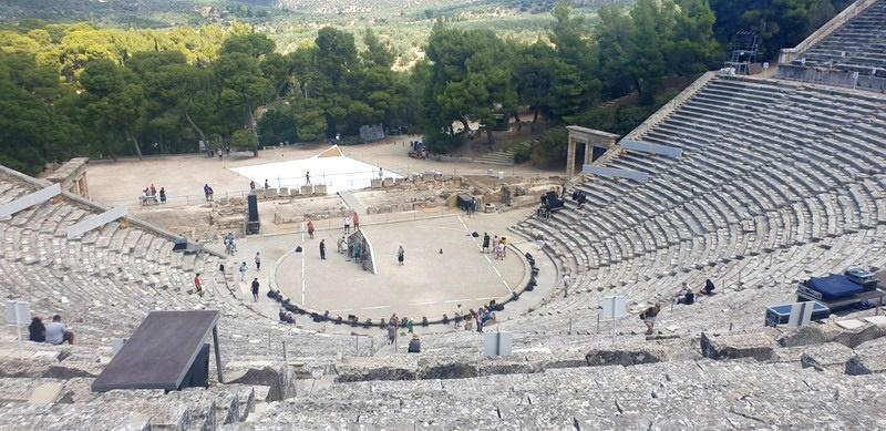 Teatar Epidaurus