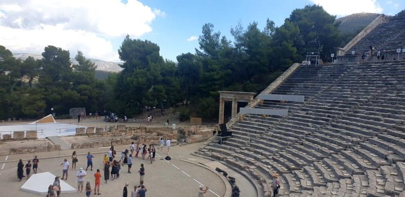 Epidaurus teatar