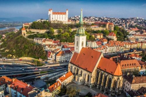 Putovanje Budimpešta Bratislava Beč 2019