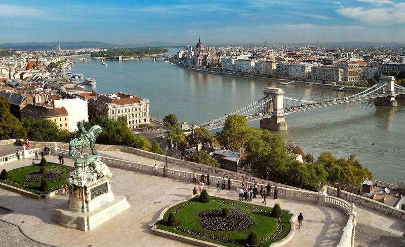 Putovanje Budimpešta