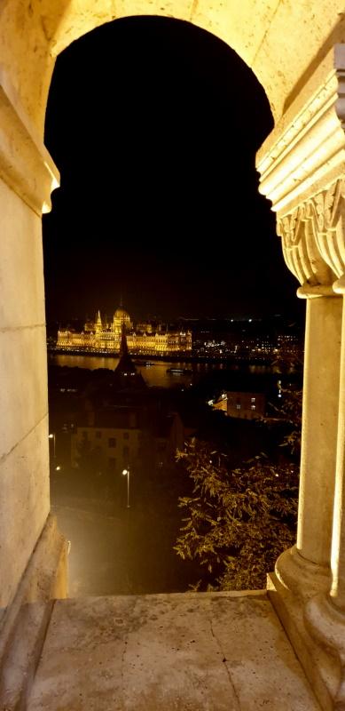 Putovanje Budimpešta Noću