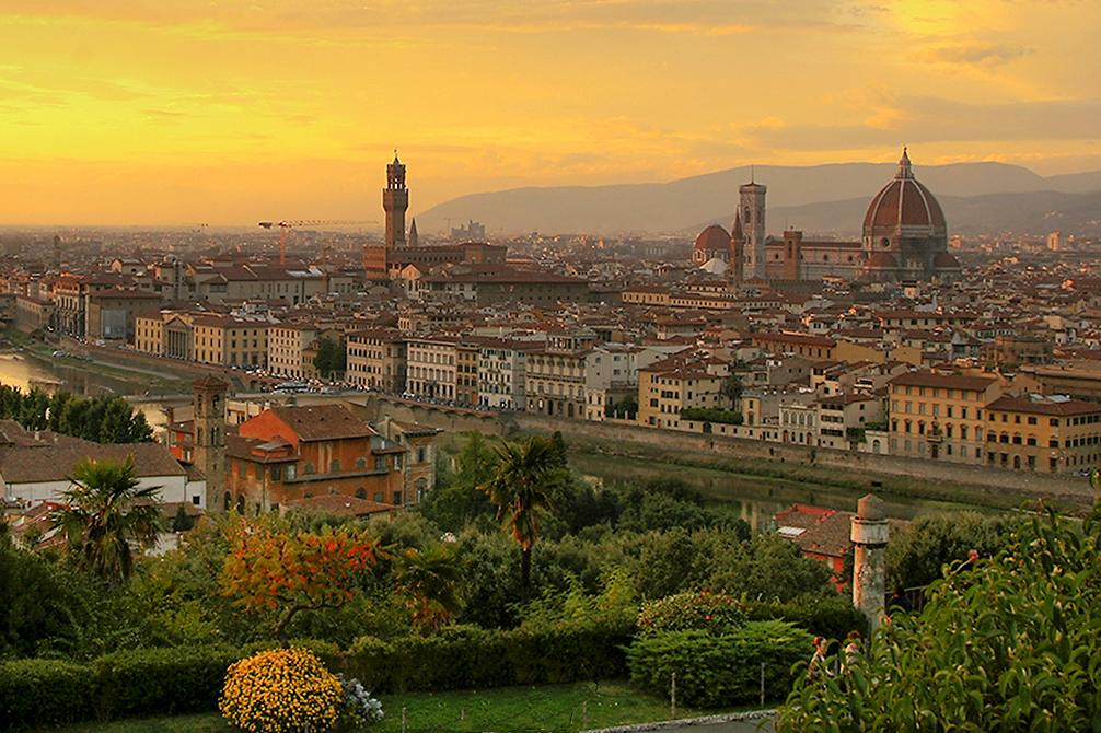 Rim Firenca Putovanje Dan Primirja 2019