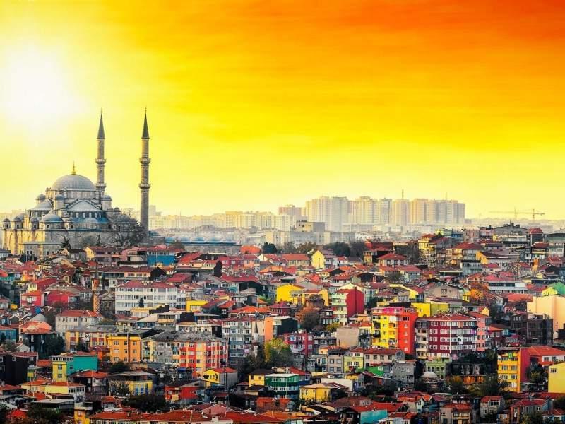 Istanbul Dan primirja 2021