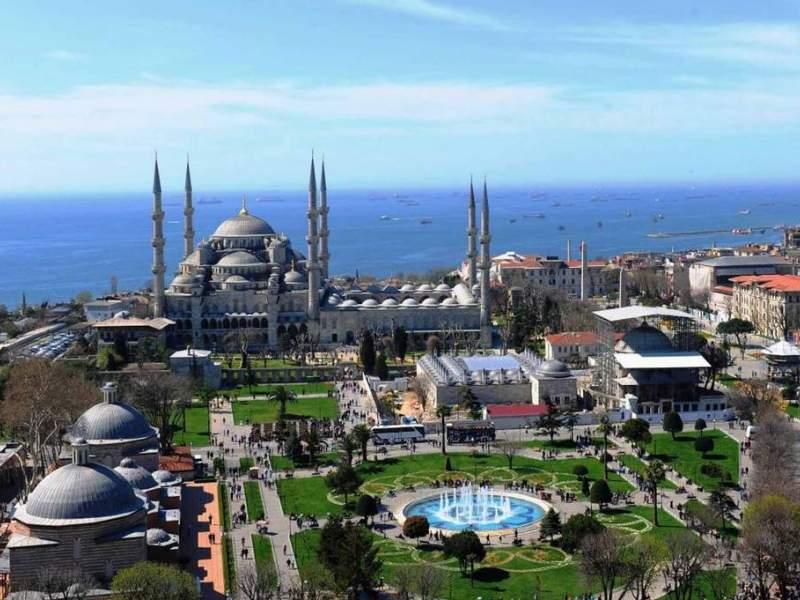 Istanbul jesen 2021 1 noćenje