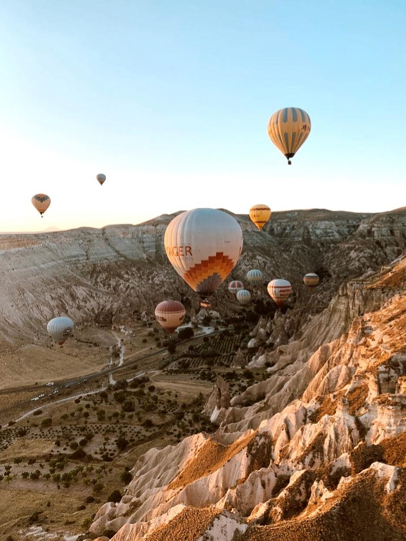 Putovanje Turska Kapadokija