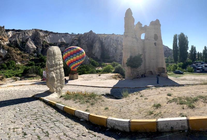 Kapadokija Putovanje Obilazak
