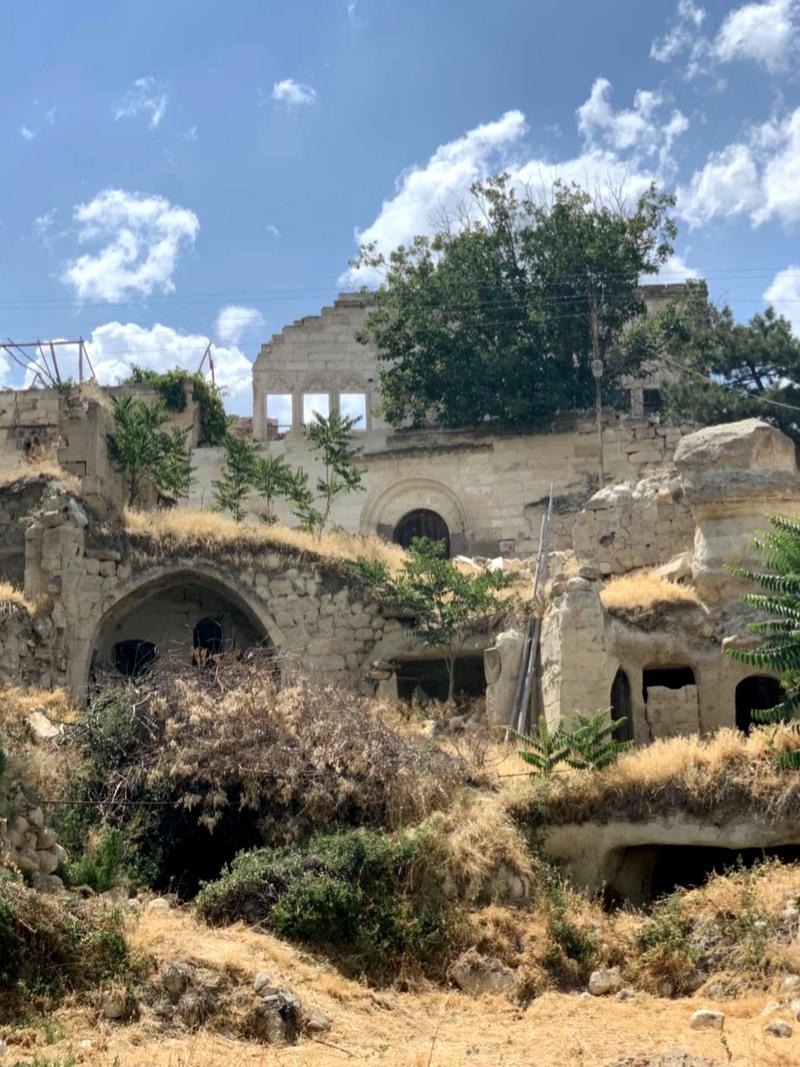 Putovanje Turska Kapadokija znamenitosti