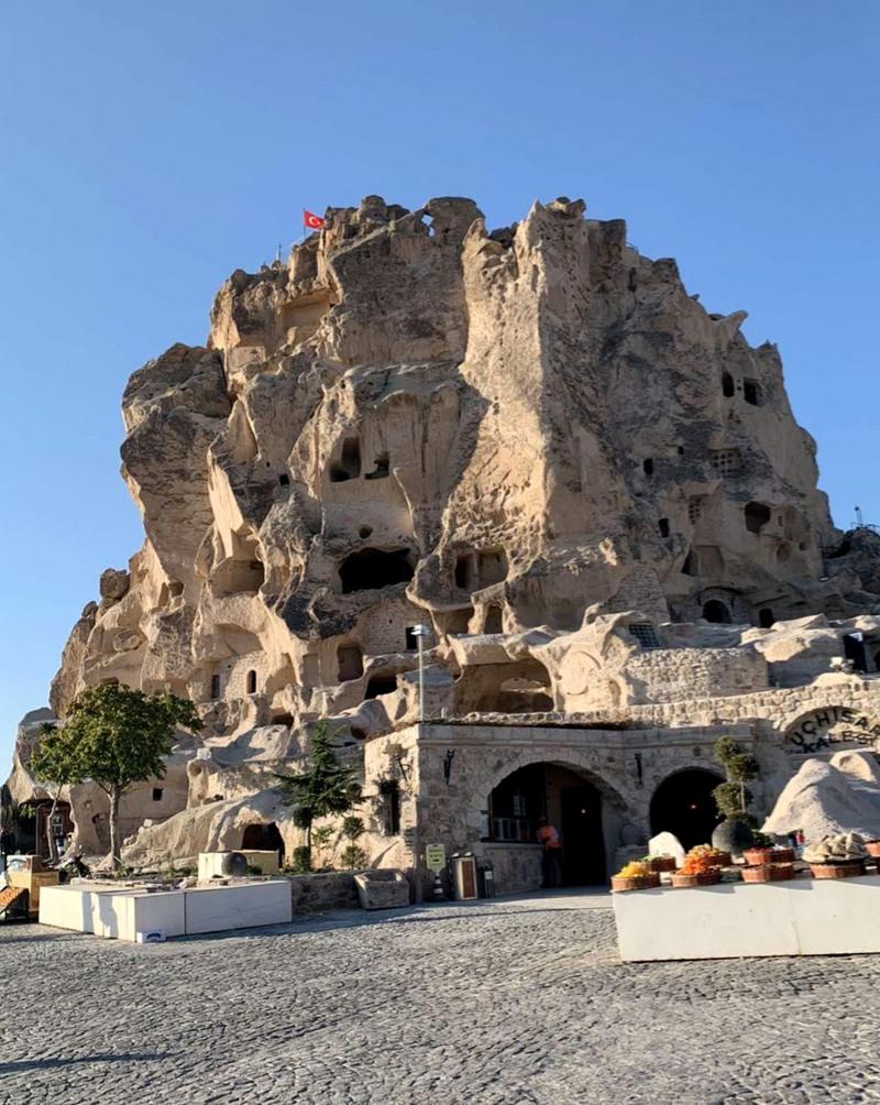 Kapadokija Znamenitosti