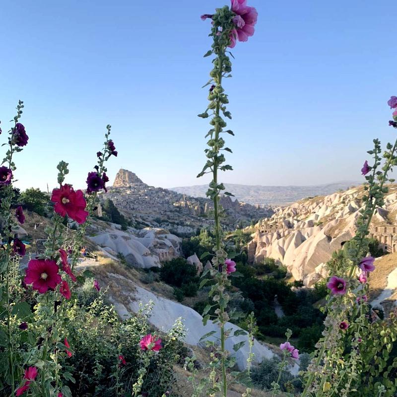Putovanje Turska Kapadokija pogled