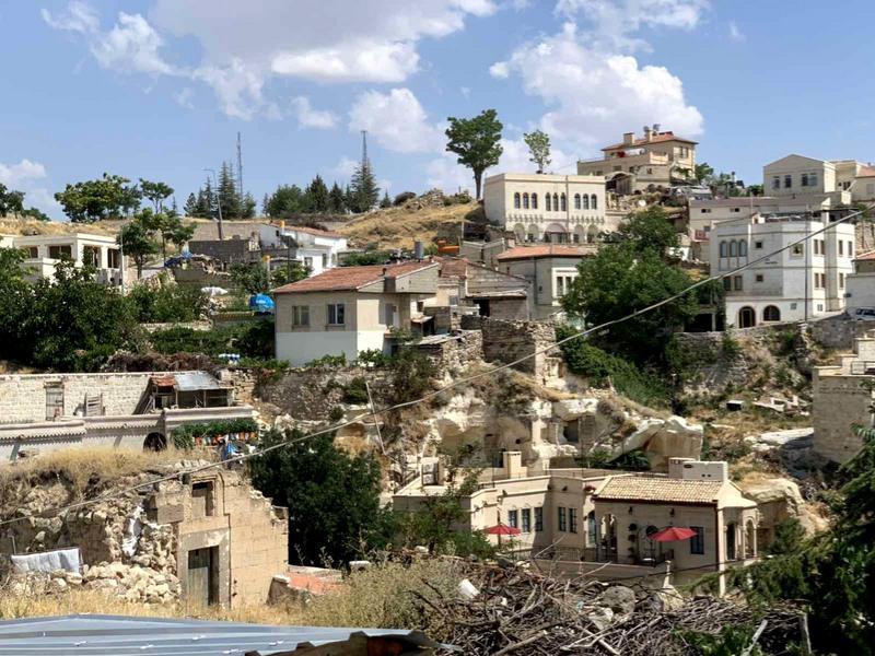Putovanje Turska Kapadokija grad