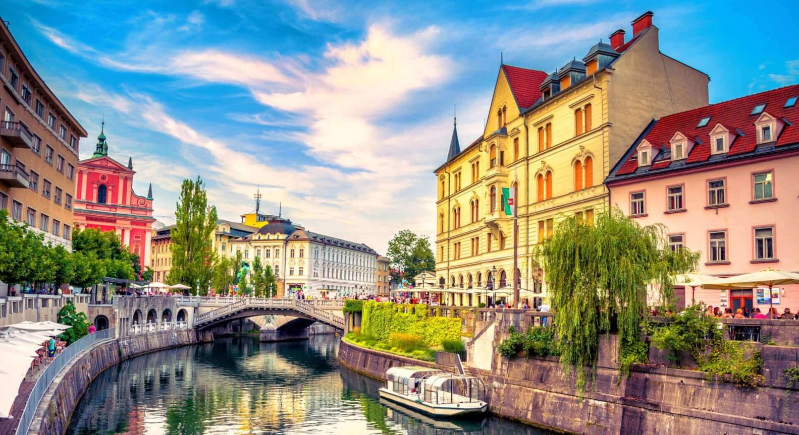 Ljubljana Putovanje 2019