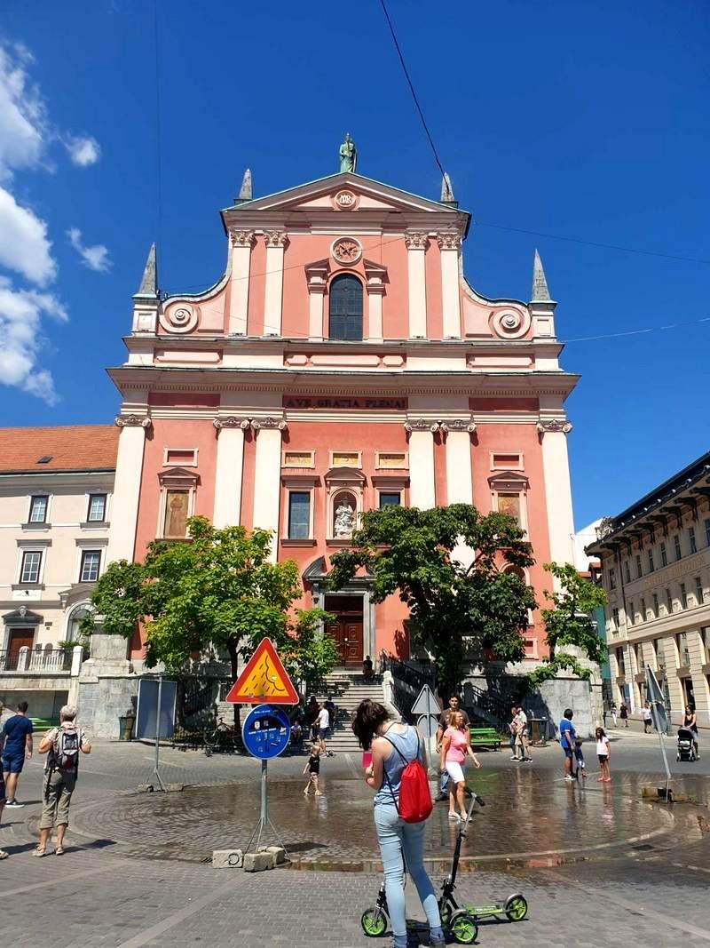 Ljubljana obilazak