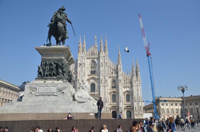 Milano putovanje autobusom