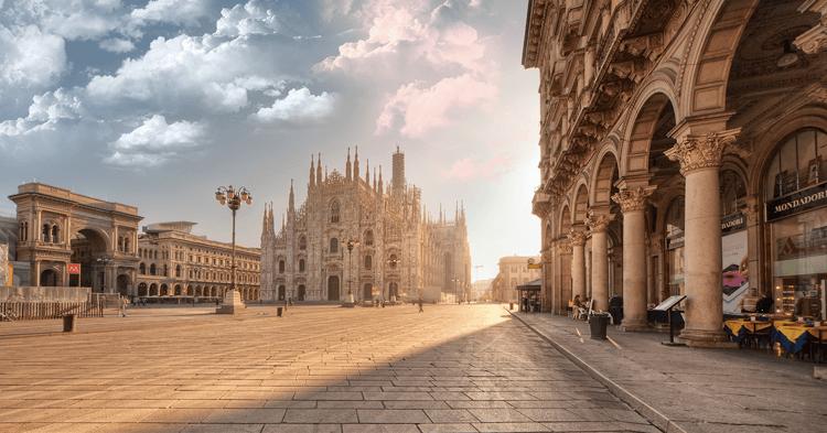 Milano Prvi Maj 2020