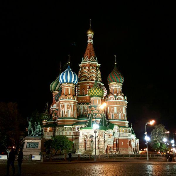 Moskva Uskrs 2020