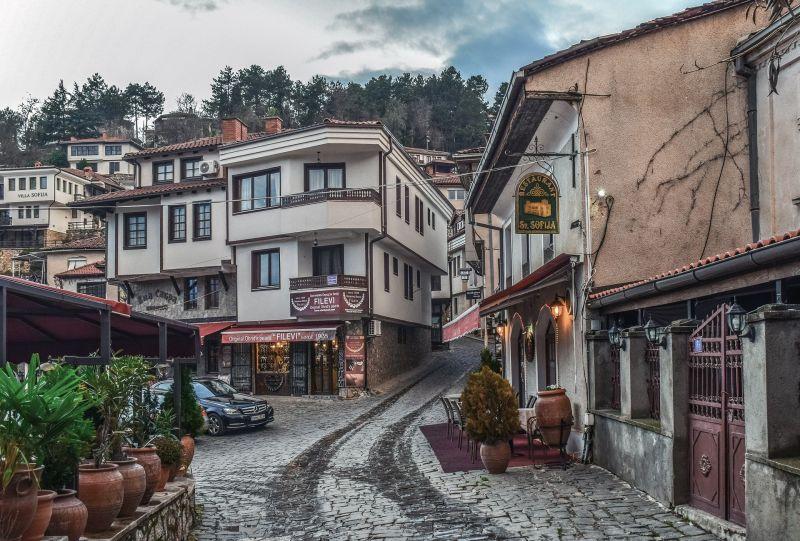 Ohrid stari grad