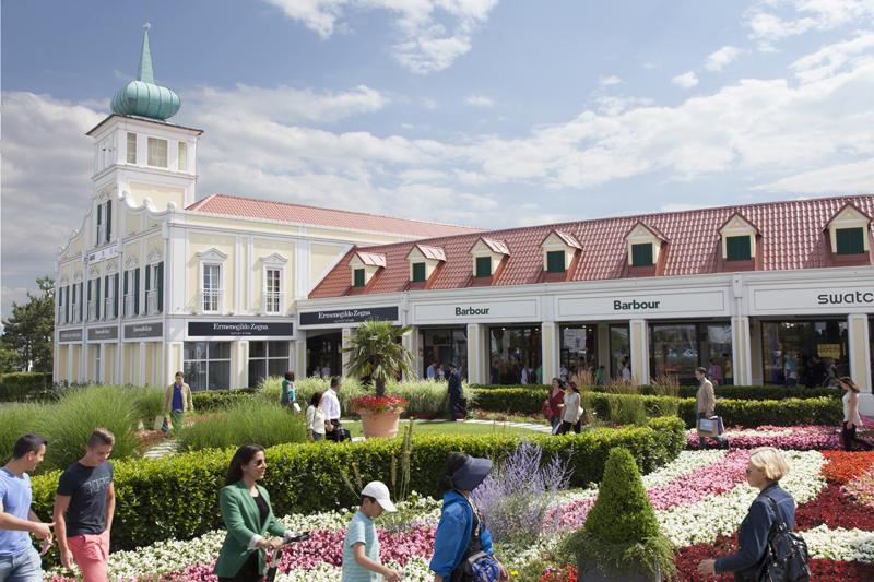Šoping u  Parndorfu 2021