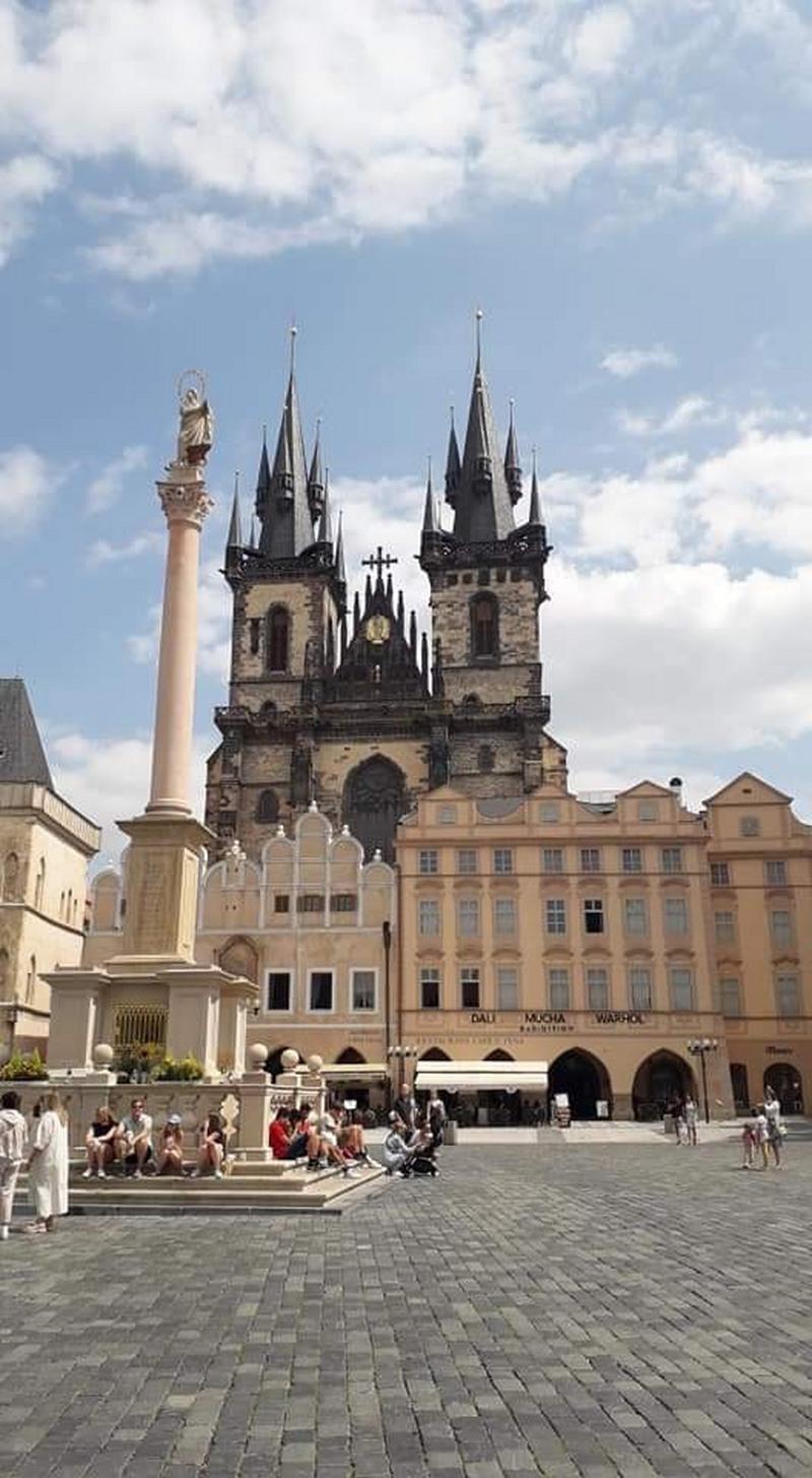 Putovanje Prag Češka