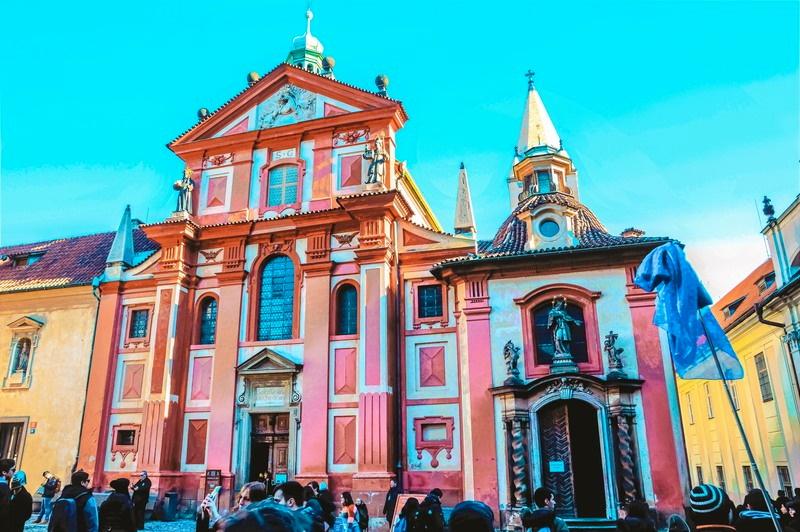 Aranžman za Prag