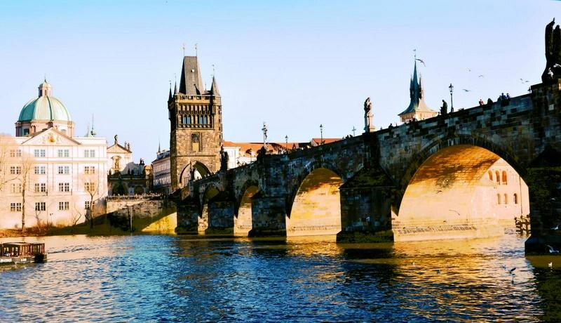 Prag most