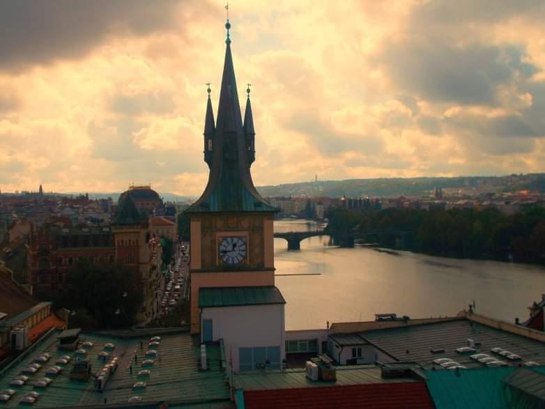 Romanticni Prag za Dvoje