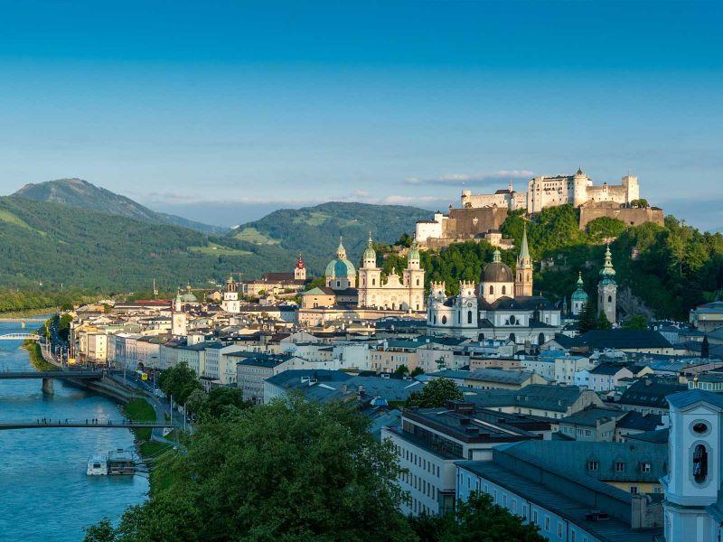 Putovanje Salzburg Halstat 2021