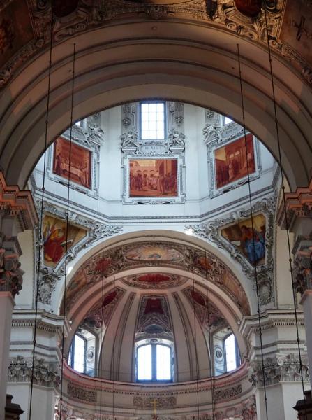 Putovanje Salzburg