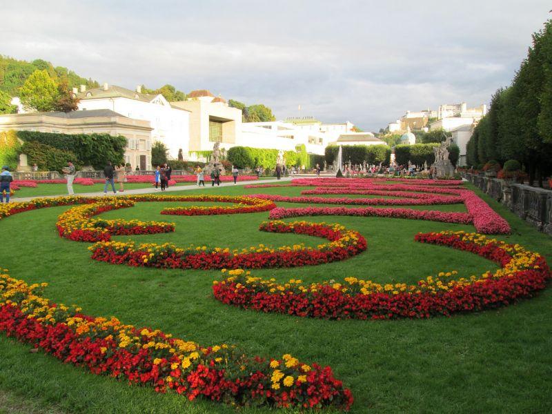 Salzburg cveće