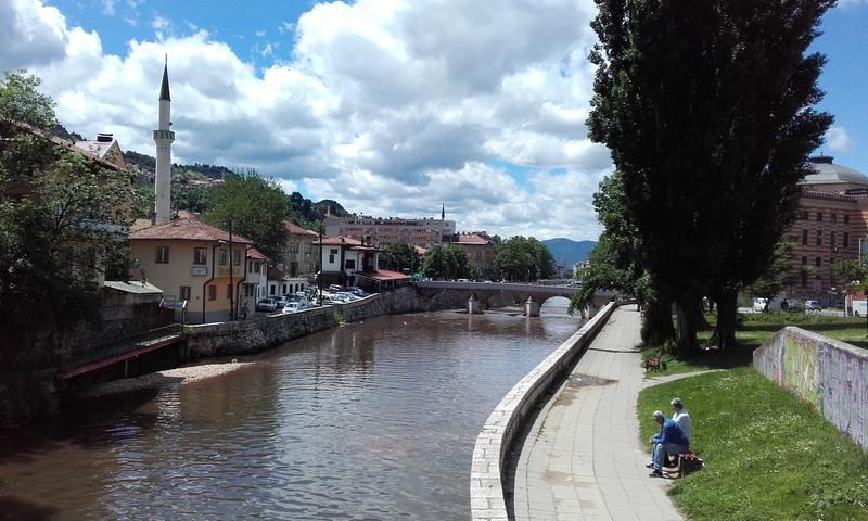 Putovanje Sarajevo reka