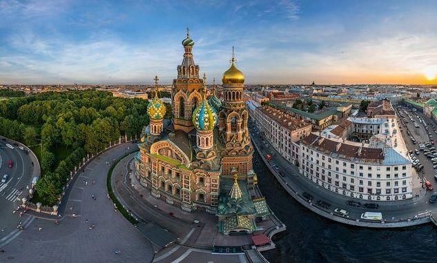 Putovanje Sankt Peterburg 2019 Avionom