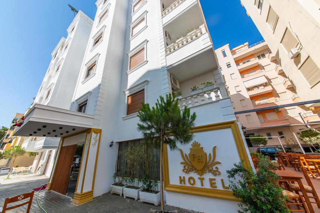 Hotel Fiore Drač Albanija