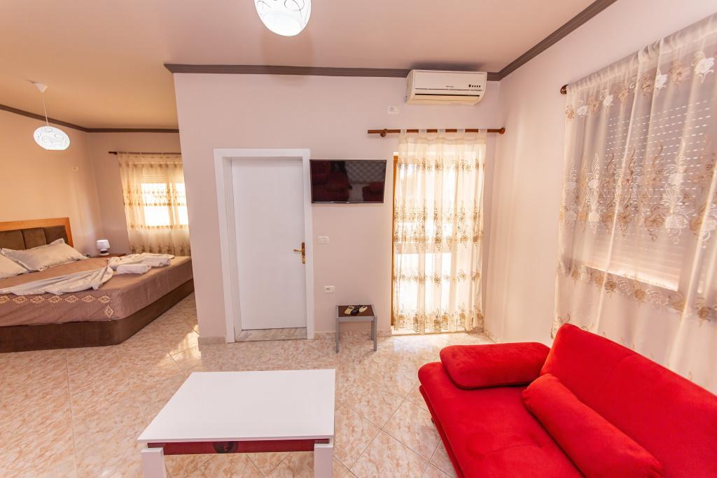 Hotel Fiore Drač Albanija Dnevni boravak