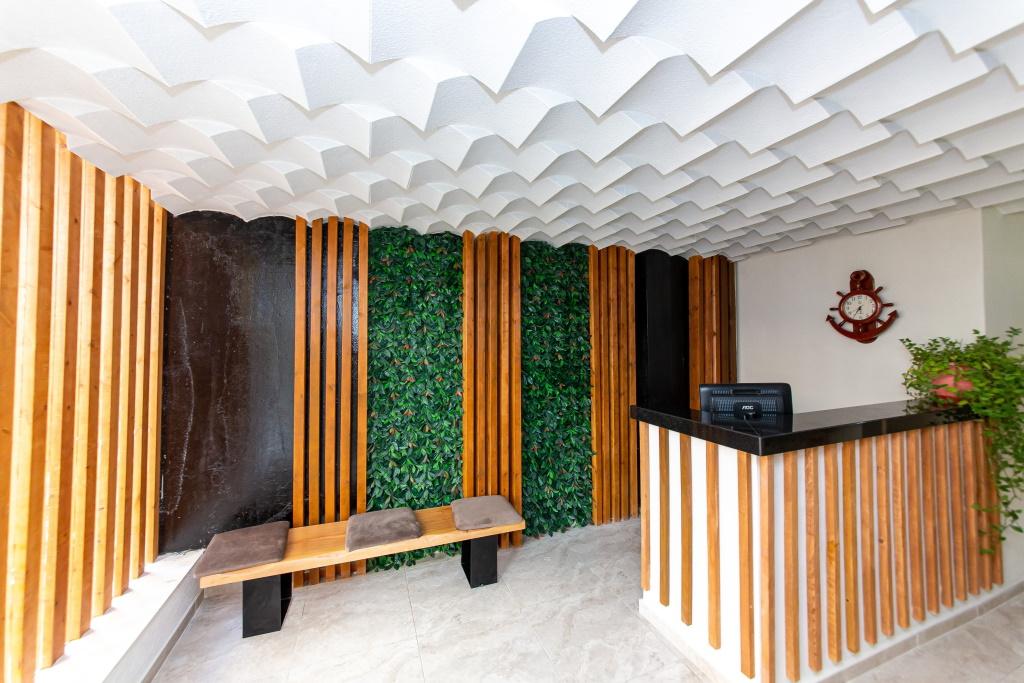 Hotel Fiore Drač Albanija hotelski hol