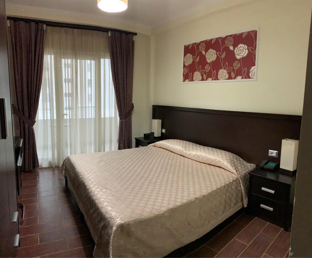 Hotel Leonardo Drač krevet