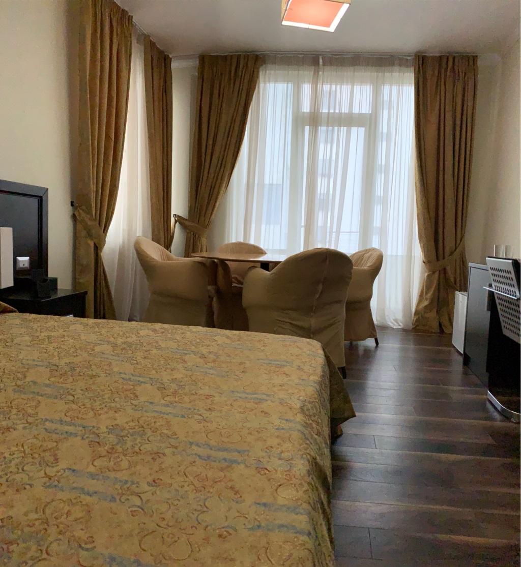 Hotel Leonardo Drač soba