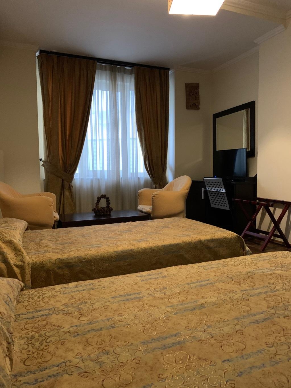 Hotel Leonardo Albanija Drač Soba