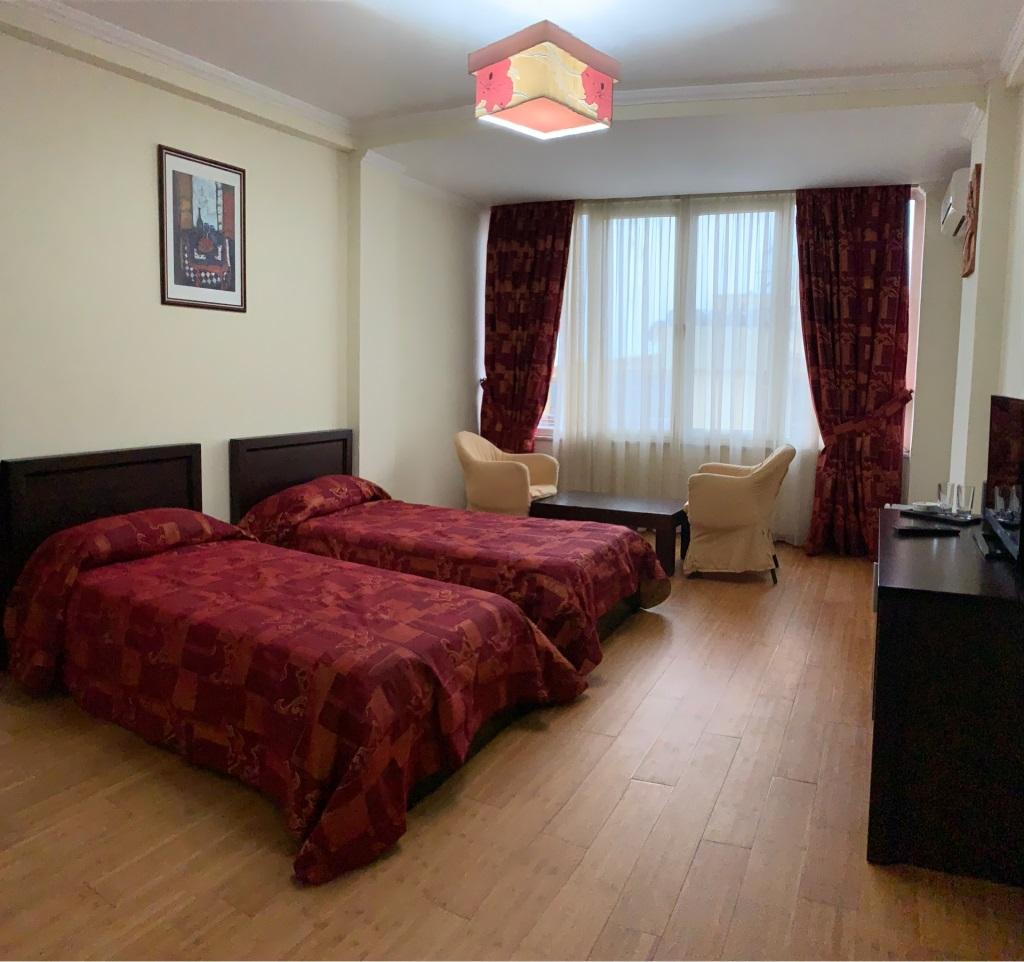 Hotel Leonardo Drač Albanije kreveti
