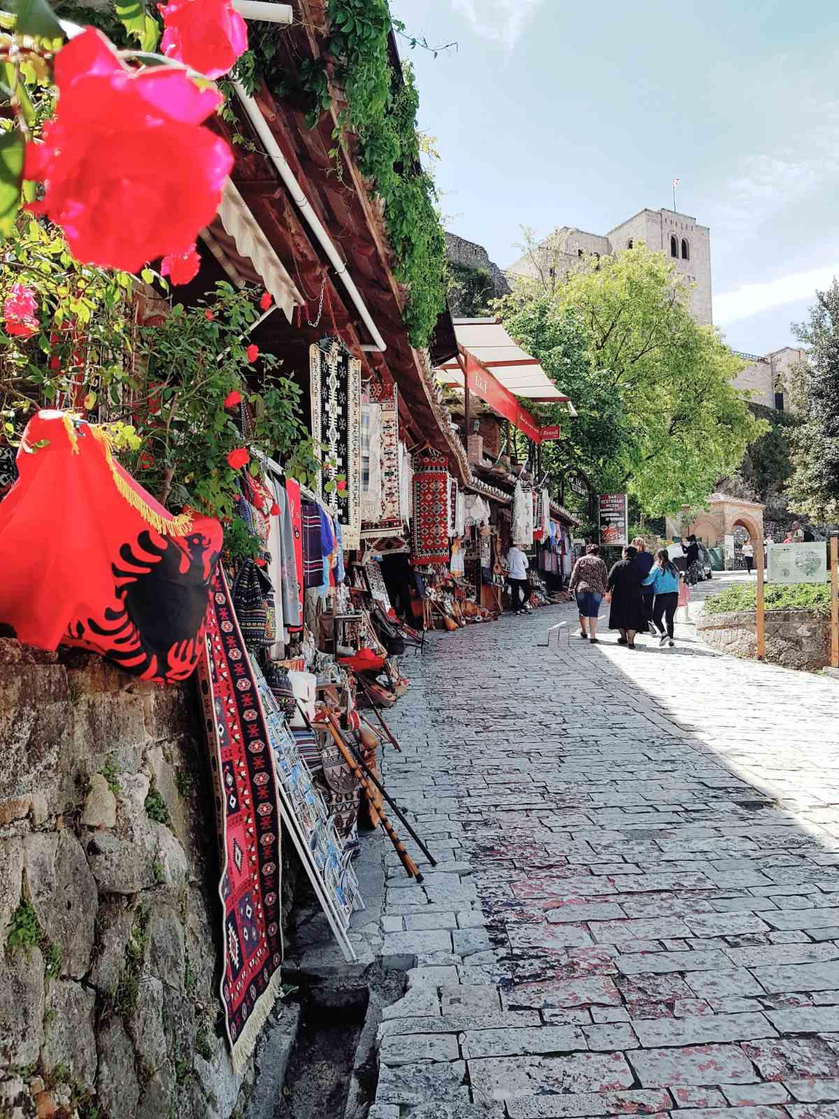 Kruja Putovanje Albanija