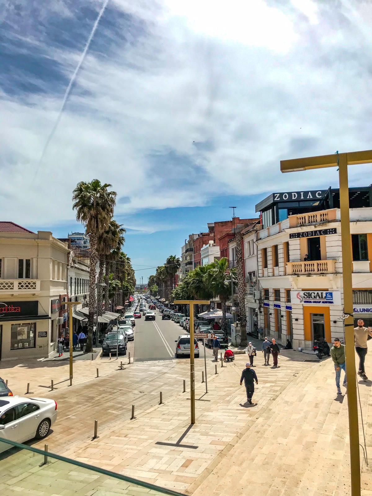 Albanija Destinacija